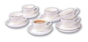 Кофейный набор AU, 12пр. AURORA AU 926