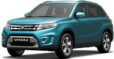 Защита двигателя на Suzuki Vitara (с 2015--)