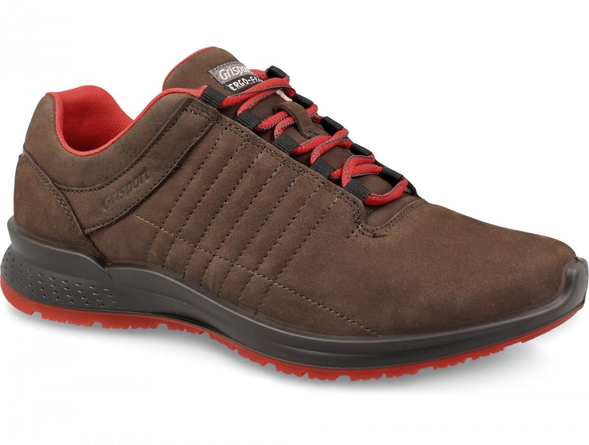 Мужские кожаные кроссовки Grisport 42811-6 Made in Italy