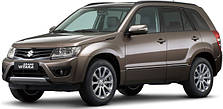 Защита двигателя на Suzuki Grand Vitara (2005-2017)