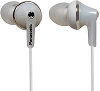 Наушники Panasonic RP-HJE190E-W (White) (+microphone)