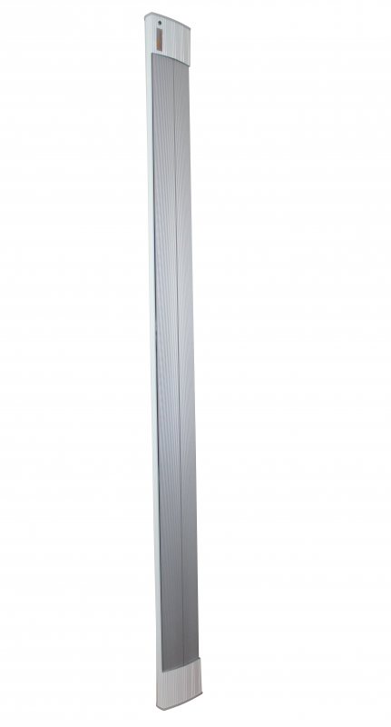 UKROP Б1600 - инфракрасный обогреватель алюминиевый потолочный длинноволновый энергоэффективный