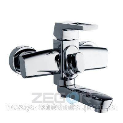 Смеситель для ванны с коротким гусаком, NEF3