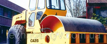 <p>1982 год - XCMG разработала первый в Китае полностью гидравлический одноцилиндровый колесный вибрационный каток CA25.</p>