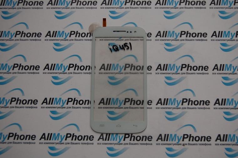Сенсорный экран для Fly IQ451 white