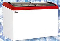 Морозильный ларь с гнутым стеклом M200S