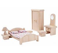 Мебель для кукольного домика Plan Тoys - Спальня классическая