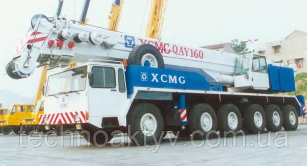 <p>1995 год - XCMG успешно разработала самый большой в Азии вездеходный кран грузоподъемностью 160 тонн.</p>