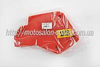 Элемент воздушного фильтра   Honda LEAD AF48   (поролон с пропиткой)   (красный)