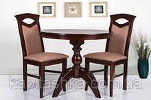 Стол обеденный Престиж (не раскладной)темн.орех