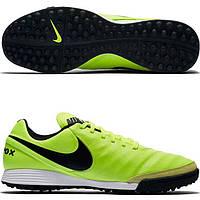 Сороконожки Nike Tiempo Genio Leather II TF 819216-707
