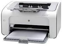 Лазерный принтер HP LaserJet P1102 бу
