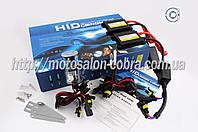 Ксенон (авто) H4 DC 6000K 35W (+галоген) slim (арт:50)