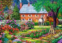 Пазлы Чудесный сад, 1500 элементов Castorland С-151523, фото 1