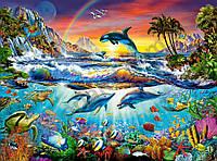 Пазлы Райская бухта, 3000 элементов Castorland C-300396, фото 1
