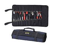 Вместительная сумка-органайзер для инструмента в машину. Аксесуар первой необходимости. Дешево. Код: КГ601