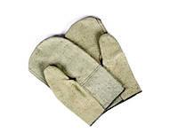 Перчатки рабочие брезентовые  плотные 420 гр