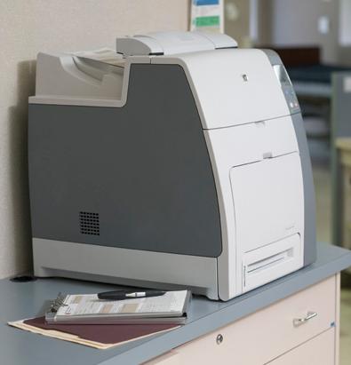 Лазерный цветной принтер HP Color LaserJet 4700 бу