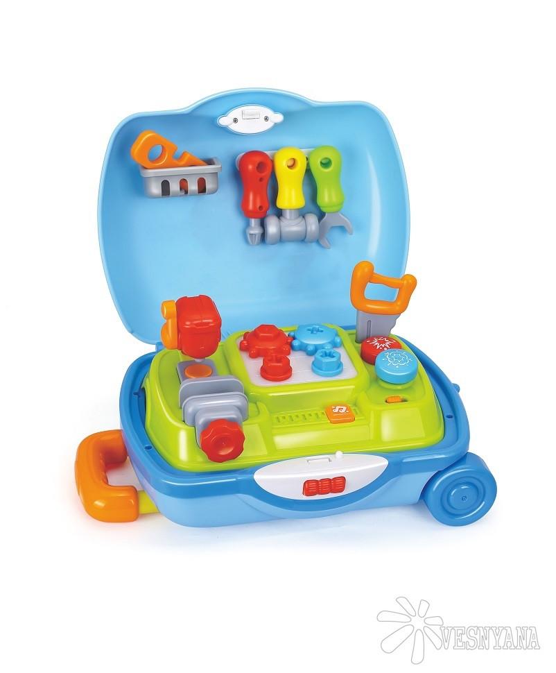 """Игрушка Huile Toys """"Чемоданчик с инструментами"""" (3106)"""
