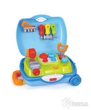 "Игрушка Huile Toys ""Чемоданчик с инструментами"" (3106), фото 2"