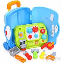 "Игрушка Huile Toys ""Чемоданчик с инструментами"" (3106), фото 3"