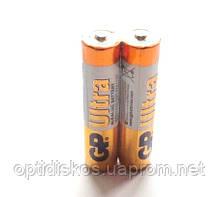 Батарейки GP Ultra, LR03, AAA