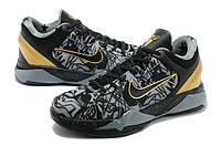 Баскетбольные кроссовки Nike Kobe 7 grey