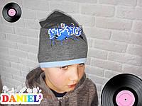 Трикотажные шапки для мальчиков Хип Хоп