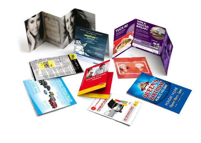 Цифровая печать буклетов в Днепре