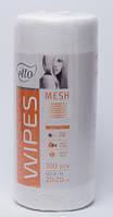 Одноразовая салфетка Etto Disposable Wipes Mash сетка 20*20 см, 100 шт
