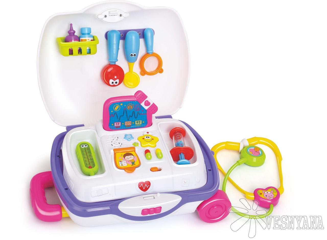 """Игрушка Huile Toys """"Чемоданчик доктора"""" (3107)"""