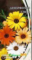 """Семена цветов Диморфотека, смесь, 0.3 г """"Семена Украины"""", Украина, фото 1"""