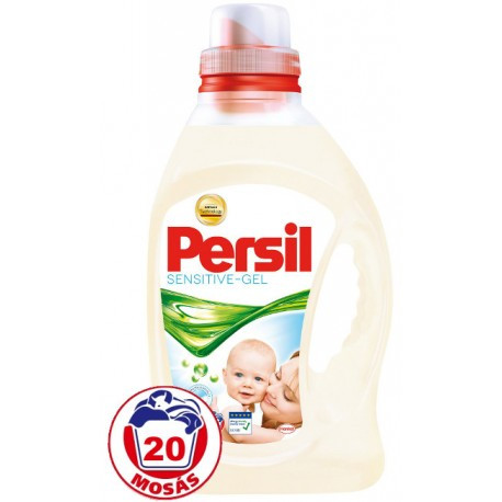 Гель для прання дитячого одягу Persil Sensitive Gel 1,46 л.