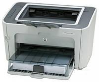 Лазерный принтер HP LaserJet P1505 бу