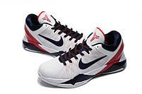 Баскетбольные кроссовки Nike Kobe 7 white