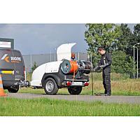 Каналопромывочная машина SmartTrailer pro 150 бар с 50 л / мин Электростартер Бензин