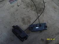 Дистанционный привод разблок. спинки заднего сиденья PASSAT B7 3AE885591B, 3AE 885 591 B, 3AE885592B, 3AE 885 592 B, 3AE885591, 3AE 885 591,