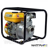 Мотопомпа бензиновая для чистой воды FORTE FP20C (36 м3/ч) (нал/безнал)