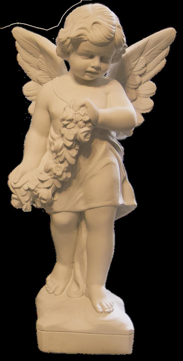 Памятник ангела