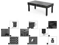 Комплект Професійний стіл для зварювання Siegmund EXTREME 750 2000х1000х200 + Набор 3.1