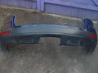 Облицовка бампера VW TOUAREG Фольксваген Туарег 7L6 807 417 D, 7L6807417D,