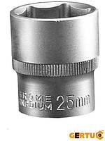 Шестигранная насадка (шестиугольная) Польша 25 мм