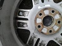 Диски колесные литые, Volkswagen Touareg R18 разболтовка 5.130 ет57 б.у оригинал.отправка по украине.