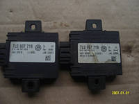 VW, Touareg, 7L0907719A Блок электронный VAG УПРАВЛЕНИЯ противоугонной системы TOUAREG (2002amp;gt;), 7L0907719A, 7L0 907 719 A,