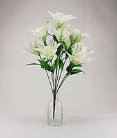 Лилия с серединой  розы 9 голов