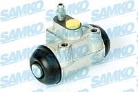 Цилиндр тормозной рабочий Ducato/Boxer/Jumper 1,8t 94>02  SAMKO