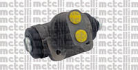 Цилиндр тормозной рабочий R Master2/MovanoA  METELLI
