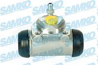 Цилиндр тормозной рабочий Kangoo 600kg 97>08  SAMKO