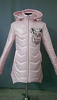 Детская весенняя курточка,мод. 440