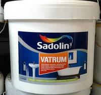 Краска VATRUM BINDO 40 SADOLIN противоплесневая, 5л.